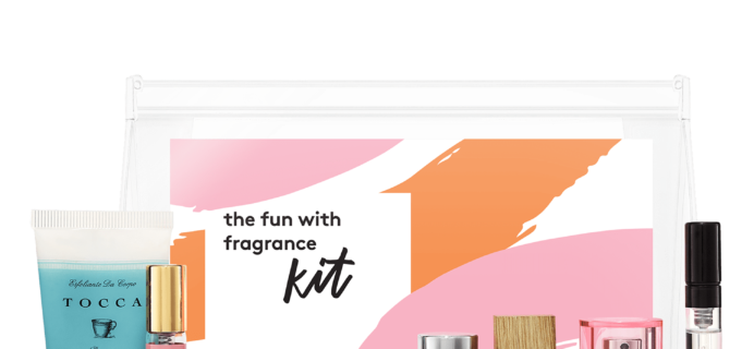 New Birchbox Kit + Free Gift Coupons – The Fun With Fragrance Kit