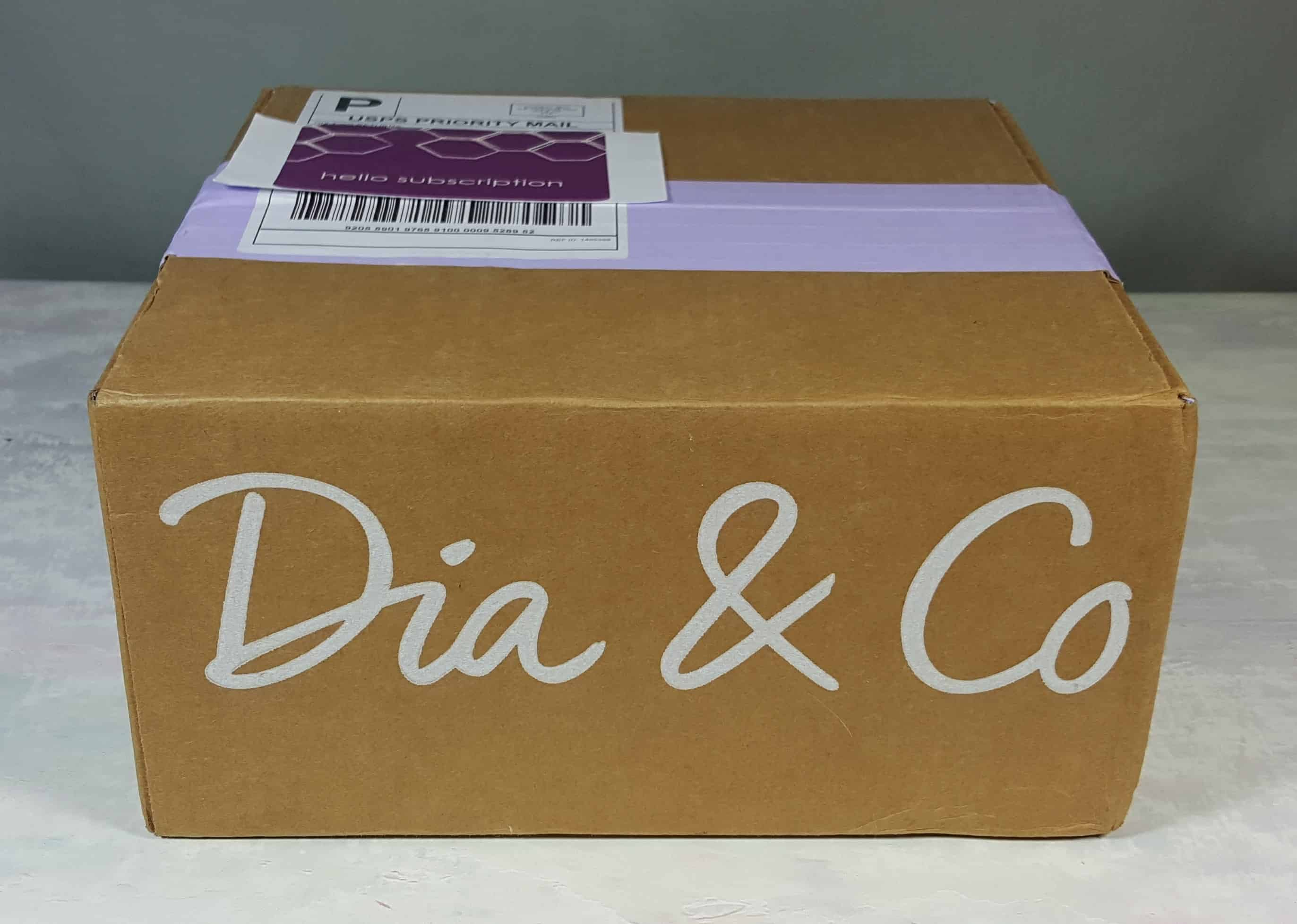 Dia & Co. Subscription Review – May 2018