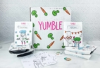 Yumble Kids June 2018 Subscription Box Review + Coupons!