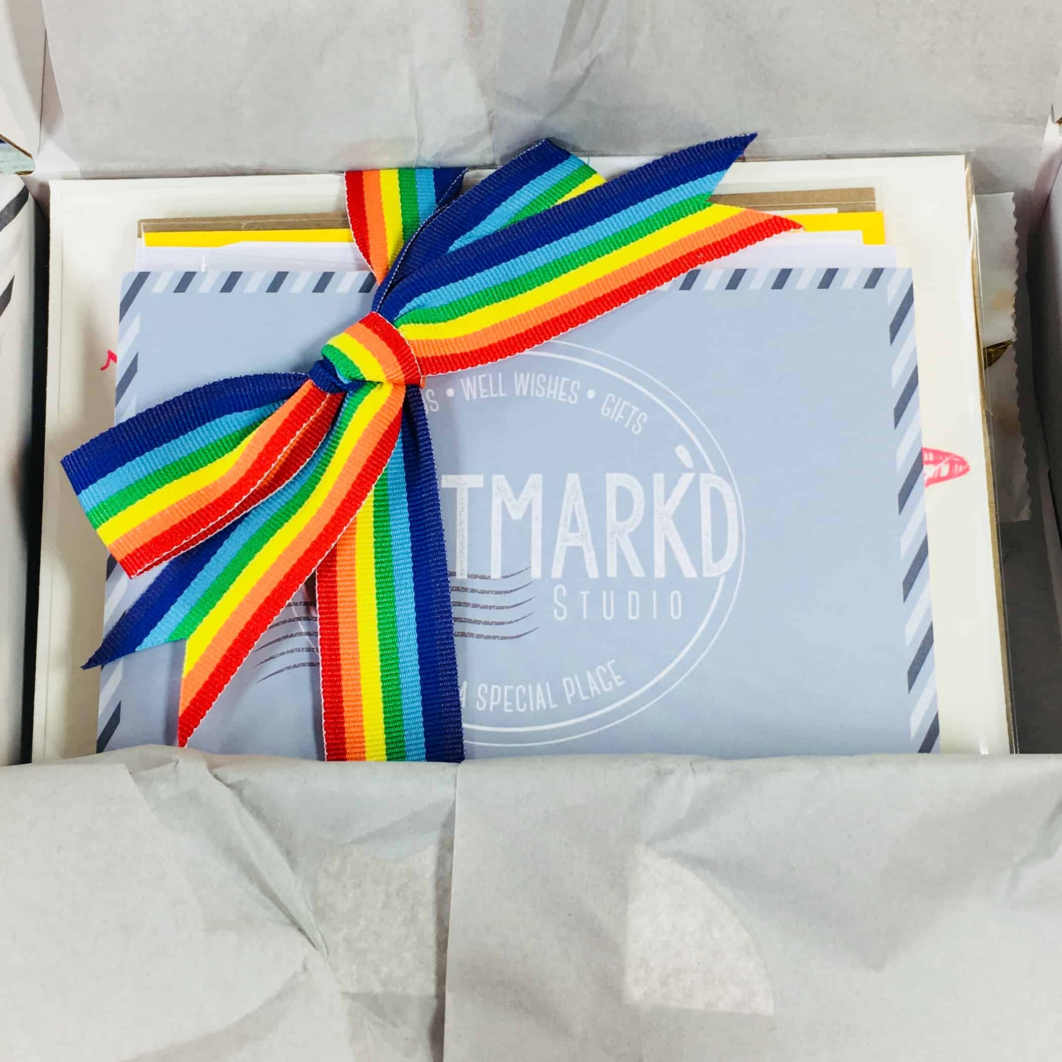 PostBox Subscription Box Review + Coupon – July 2018
