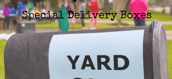 Postmark'd Studio PostBox 1st Annual Yard Sale: Get Up To 70% Off!