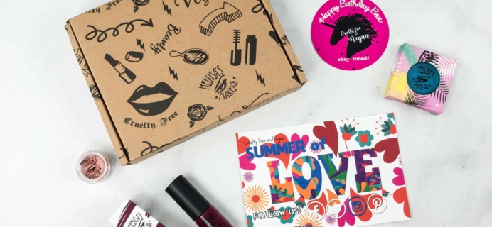 Medusa's MakeUp Beauty Box Subscription Box Review – July 2018