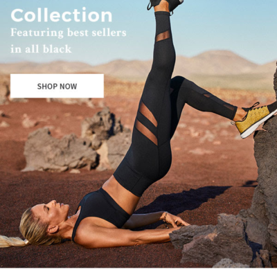 New Fabletics The Stealth Capsule Collection Available Now + First Outfit For $19!