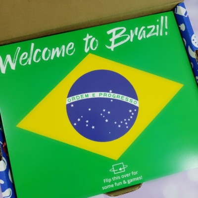 Universal Yums June 2018 Subscription Box Review – Brazil