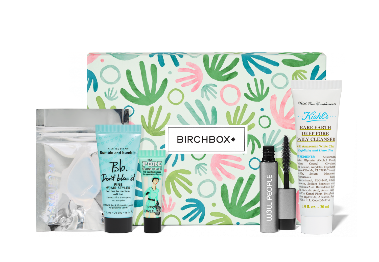 Birchbox July 2018 Curated Box Available Now in the Shop!