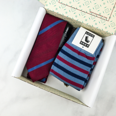 Gentleman's Box Premium Box Christmas In July Sale: 40% Off Your First Box + $1 Mystery Box!