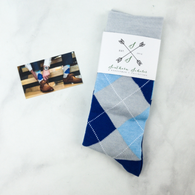 Southern Scholar Men's Sock Subscription Box Review & Coupon – July 2018