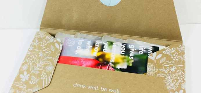 Amoda Tea July 2018 Subscription Box Review + Coupon!