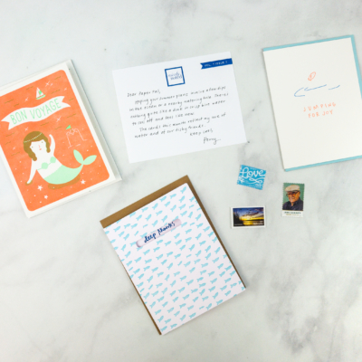 Nicely Noted July 2018 Subscription Box Review + Coupon!