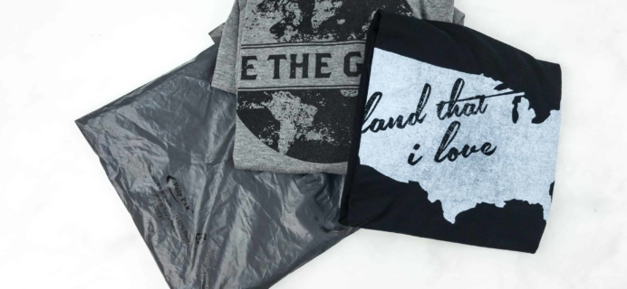 Cents of Style Graphic Tee Grab Bag Review