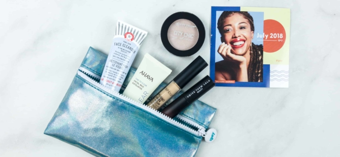 Ipsy July 2018 Review