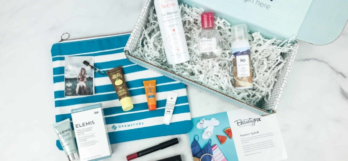 BeautyFIX July 2018 Review