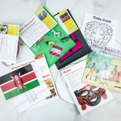 Little Global Citizens June 2018 Subscription Box Review