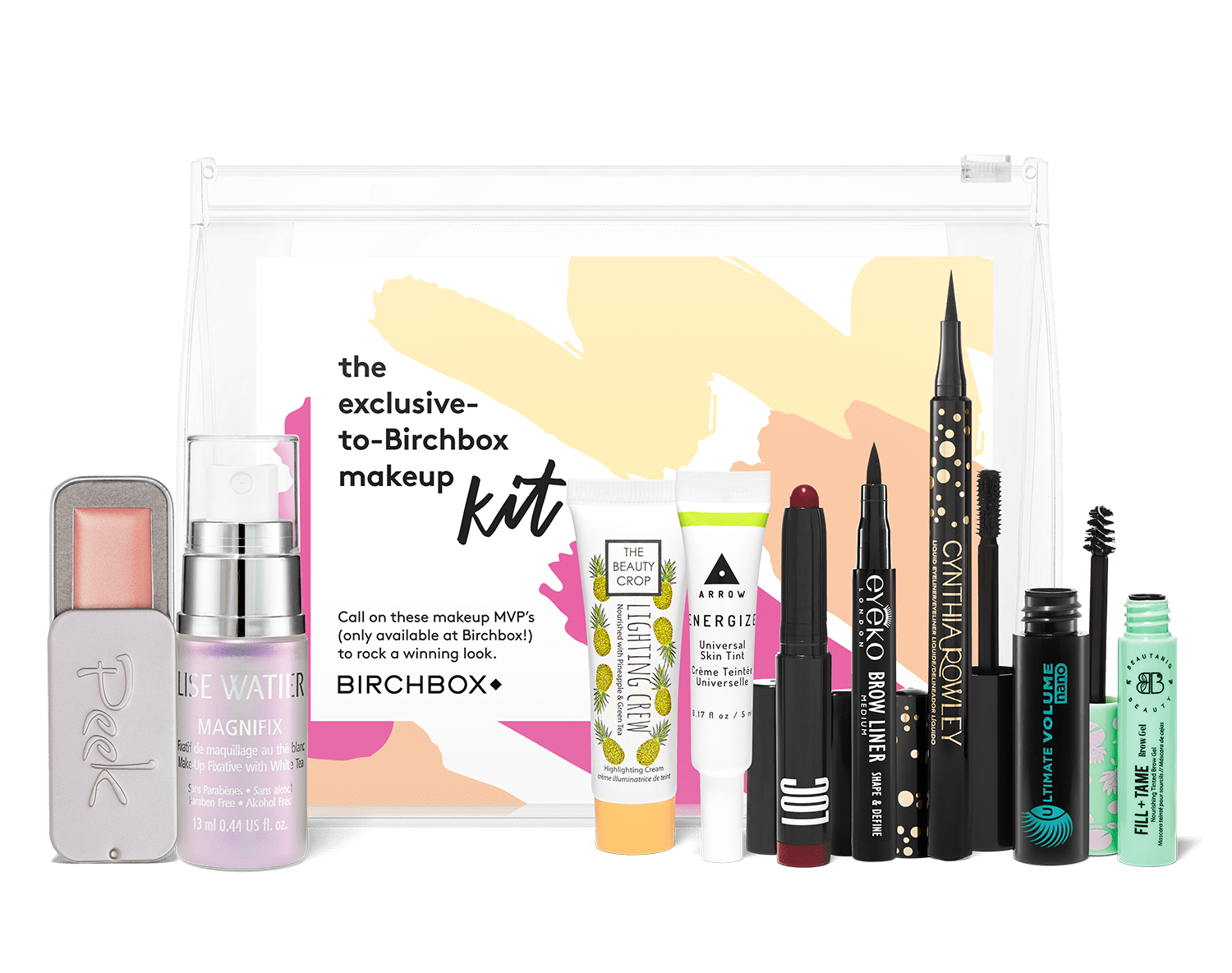 New Birchbox Kit + Free Gift Coupons – The Exclusive-to-Birchbox Makeup Kit!