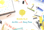 KidArtLit August 2018 Spoiler + Coupon!