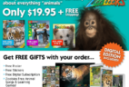 Zoobooks Summer Sale: Get Zoobooks + Free Gift + FREE Digital Editions For Only $19.95!