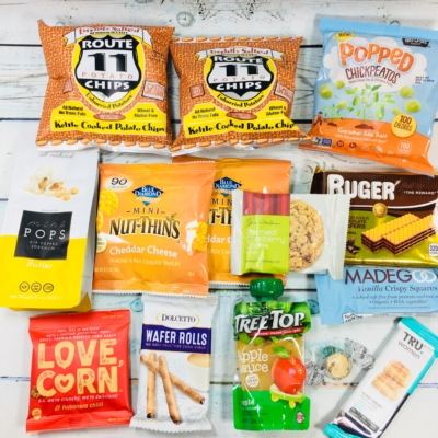 Love With Food July 2018 Deluxe Box Review + Coupon!