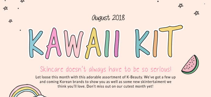 August 2018 Beauteque Beauty Box Spoiler #3 + Coupon!