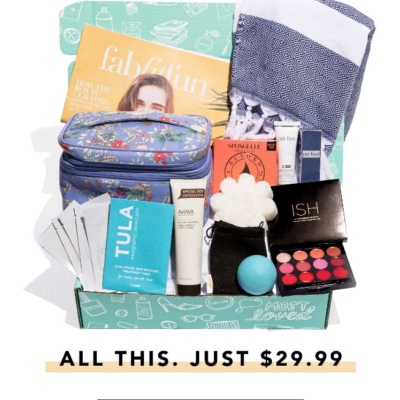 LAST CALL – FabFitFun Flash Deal: Save 40% On Your First Box!