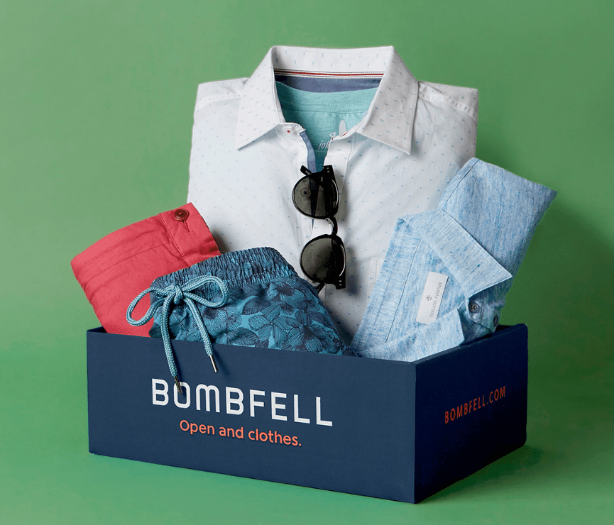 Bombfell Flash Sale: Get $10 Off First Purchase! - hello subscription