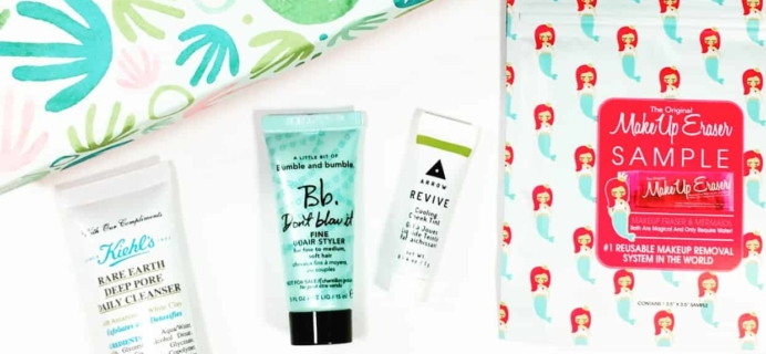 Birchbox Subscription Box Review + Coupon – July 2018