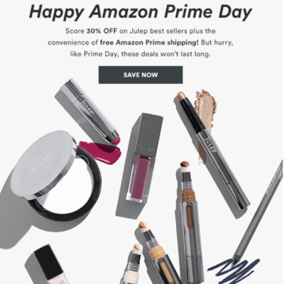 Julep Prime Day Deals on Amazon – Save 30%!