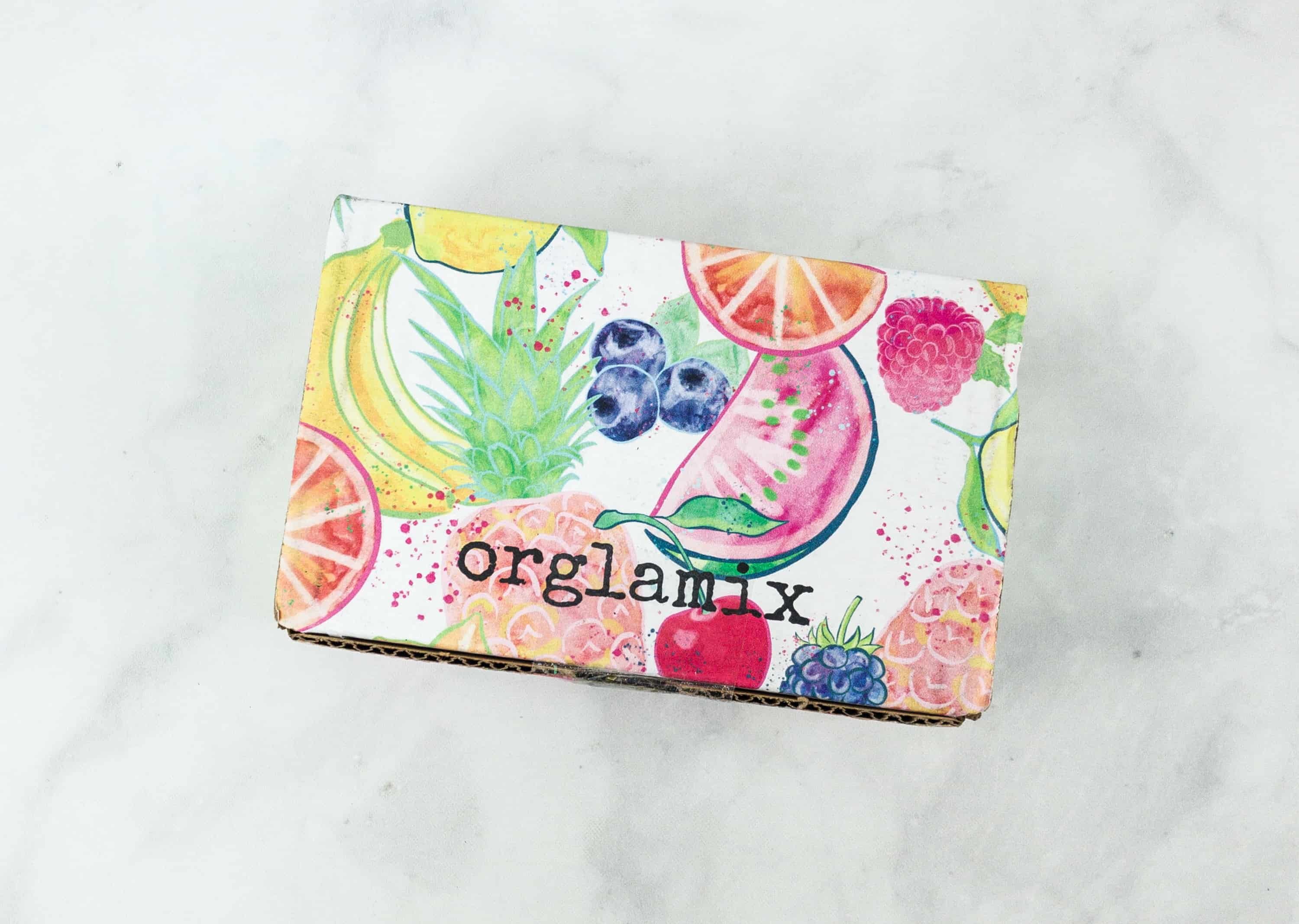 Orglamix july 2018 subscription box review coupon hello subscription orglamix is a monthly vegan beauty and makeup subscription box every month youll get vegan beauty products with a cute monthly theme izmirmasajfo