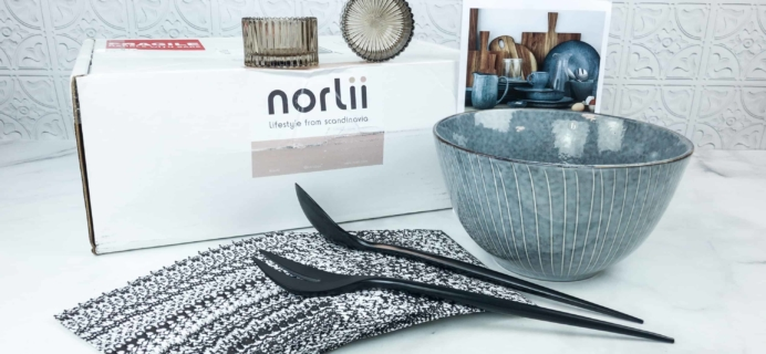 Norlii Box July-August 2018 Subscription Box Review