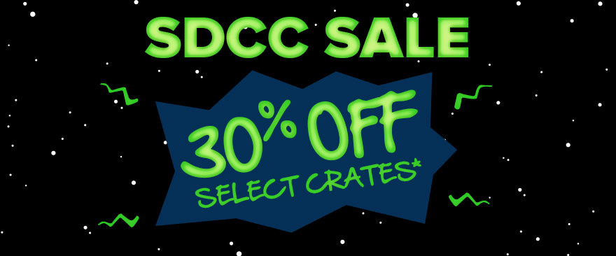 Loot Crate Coupon: Get 30% Off Select Crates!