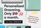 Birchbox Man Coupon: One Year Subscription for $96!