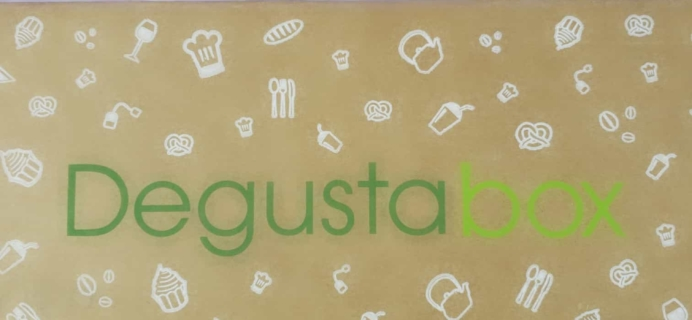 DegustaBox July 2018 Subscription Box Review + First Box 50% Off Coupon!