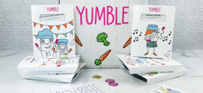 Yumble Sale: Get 50% Off Your First TWO Weeks + FREE Shipping!