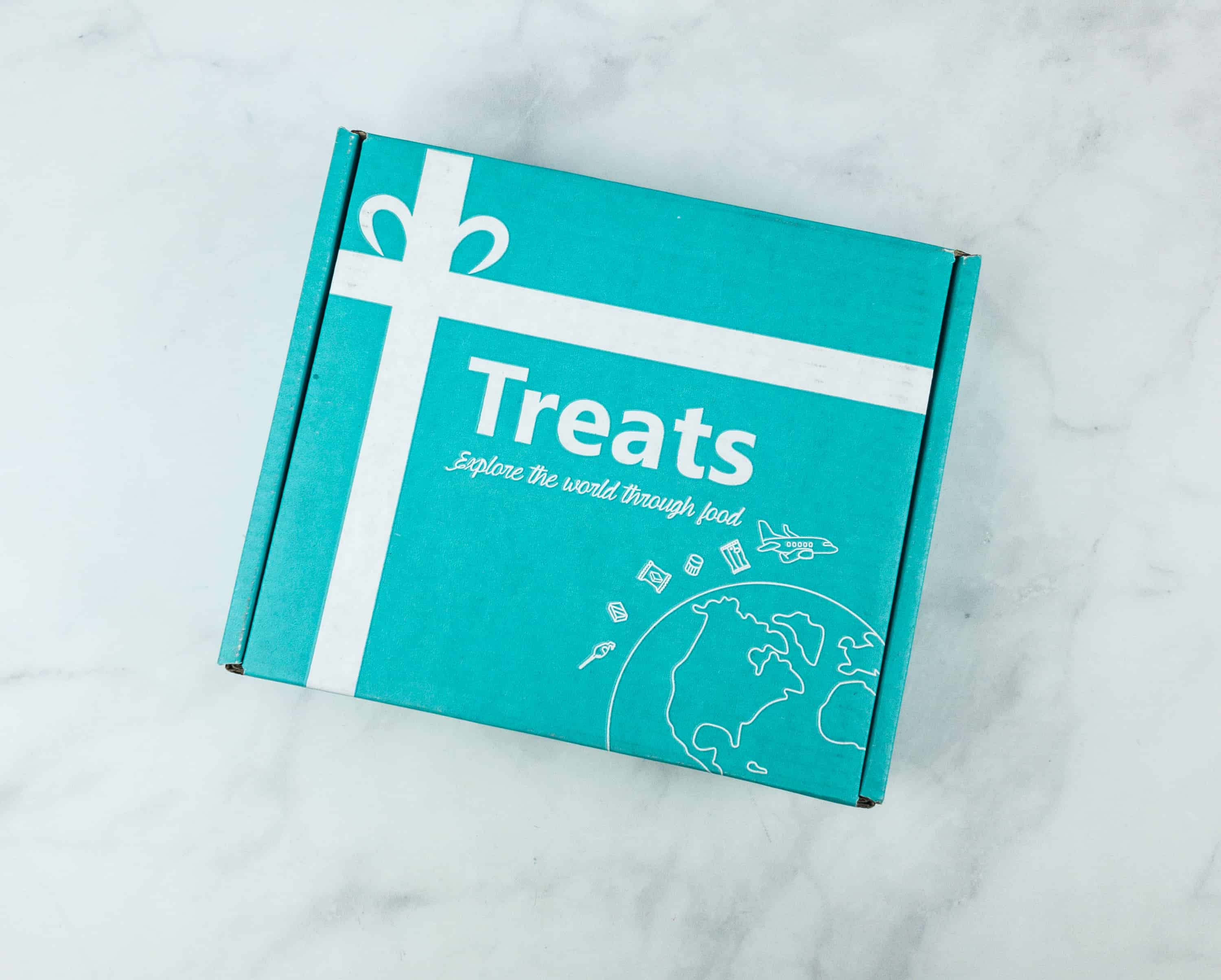 Treats Box August 2018 Spoiler + Coupon