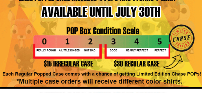Collector's Case Limited Edition Popped Box Available Now!