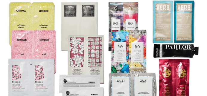 New Birchbox Kit + Free Gift Coupons – The Wash and Care Set!