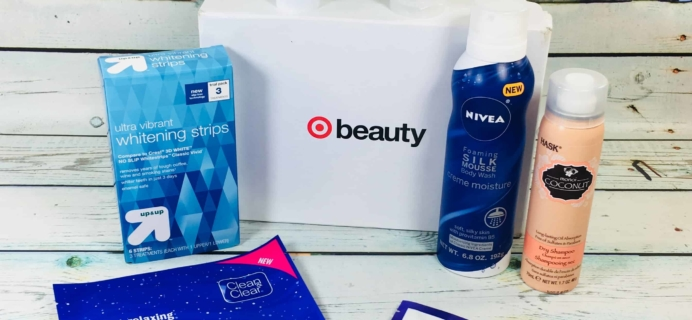 Target Beauty Box Review July 2018 – HELLO REJUVENATION