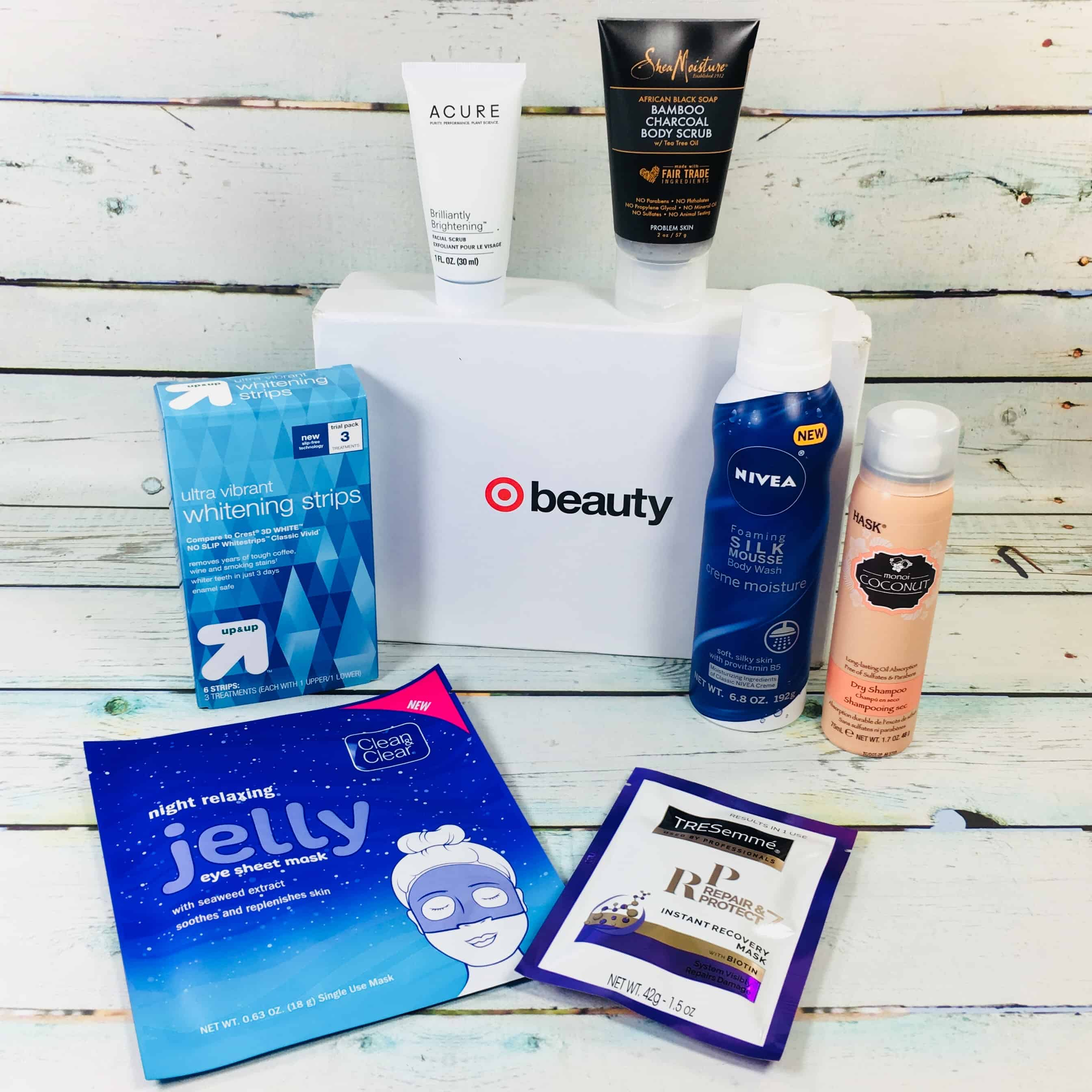 Target Beauty Box Review July 2018 - HELLO REJUVENATION