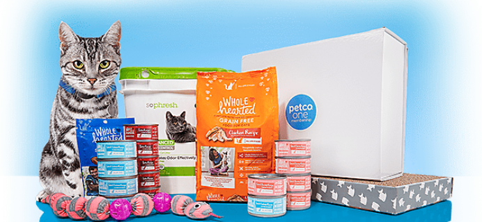 New Subscription Boxes: PetcoOne for Cats Available Now!