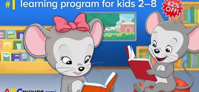 ABCmouse Back To School Sale: Get 1 Year of ABCmouse for $45 – Over 60% Off!