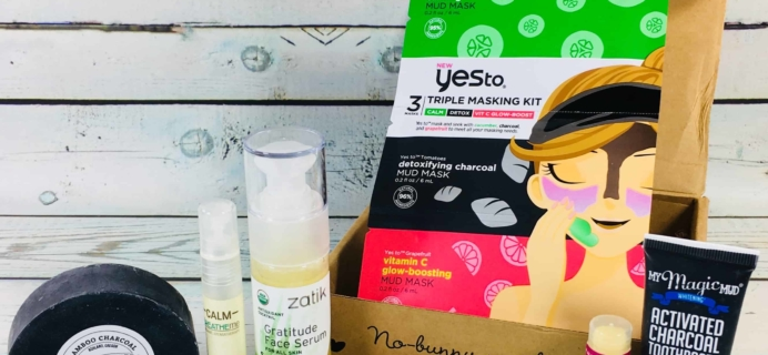 Vegan Cuts Beauty Box July 2018 Subscription Box Review