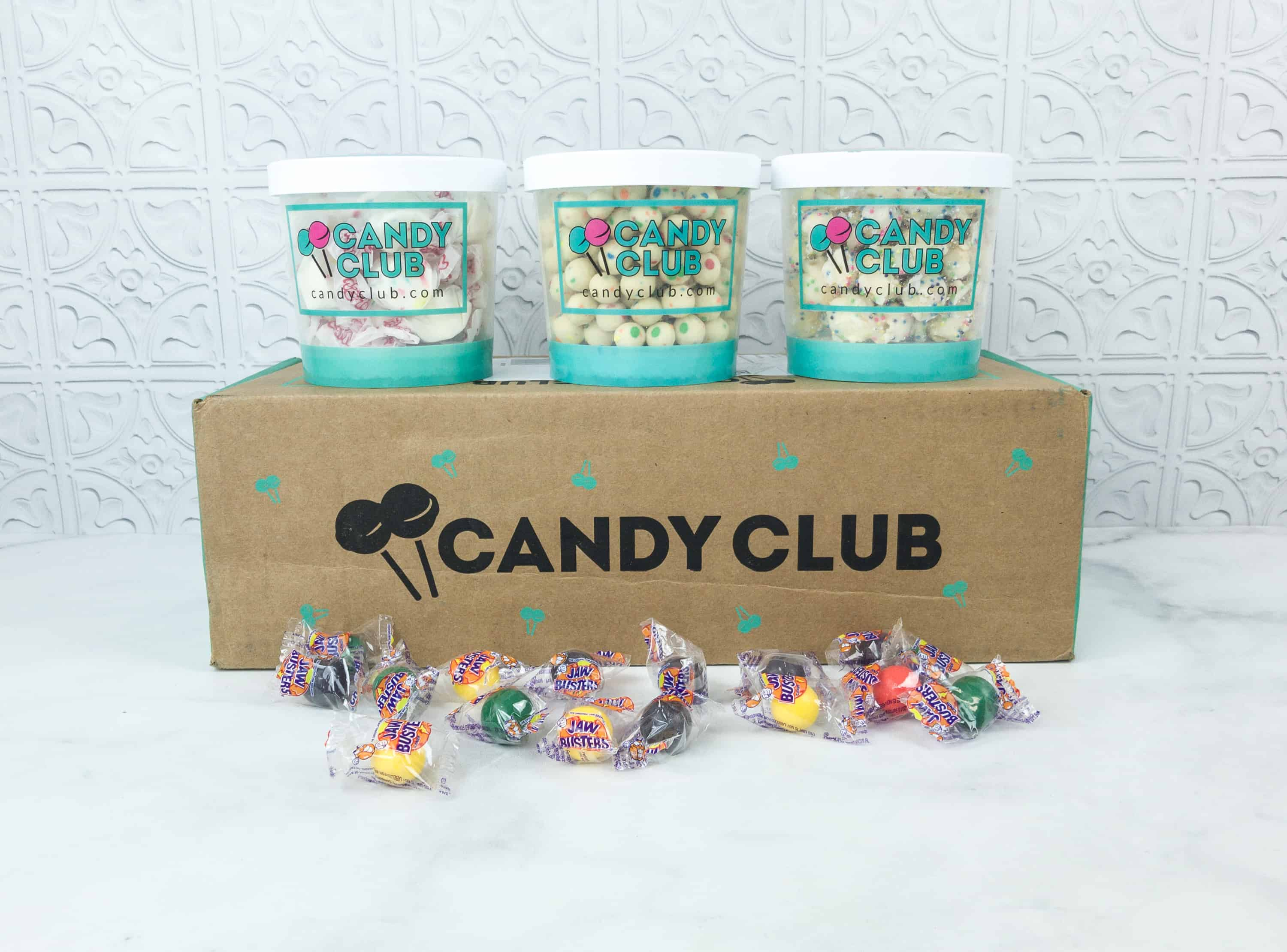 Candy Club Subscription Box Review + 50% off Coupon – July 2018