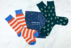 Society Socks July 2018 Subscription Box Review + 50% Off Coupon