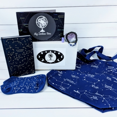 My Zodiac Box Subscription Box Review & Coupon – July 2018