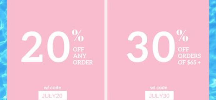 Emma & Chloe Coupon:  Get Up To 30% Off + Bonus Item!