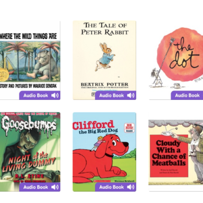 Epic! Kids Books – Audio & Read-to-Me Collection Added + Free Month Coupon!