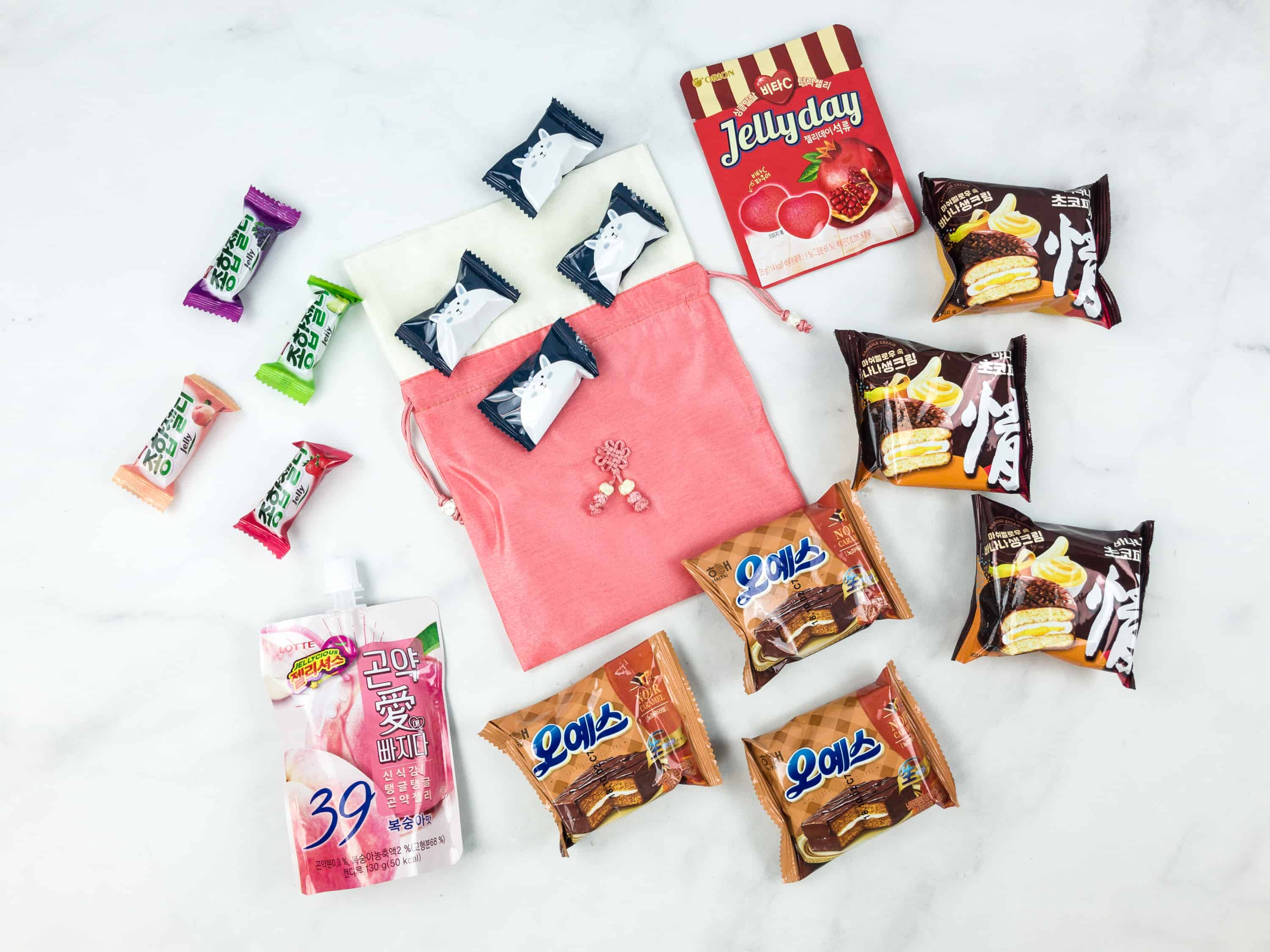 Korean Snack Box August 2018 Subscription Box Review + Coupon