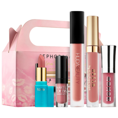 New Sephora Favorites Kits Available Now: Give Me Some Nude Lip Kit!