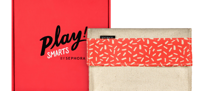 Sephora PLAY! SMARTS #2 – Superfoods Limited Edition Box Available Now + Spoilers!