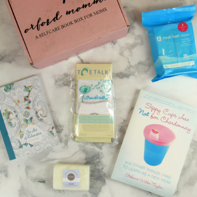 Oxford Momma July 2018 Subscription Box Review & Coupon