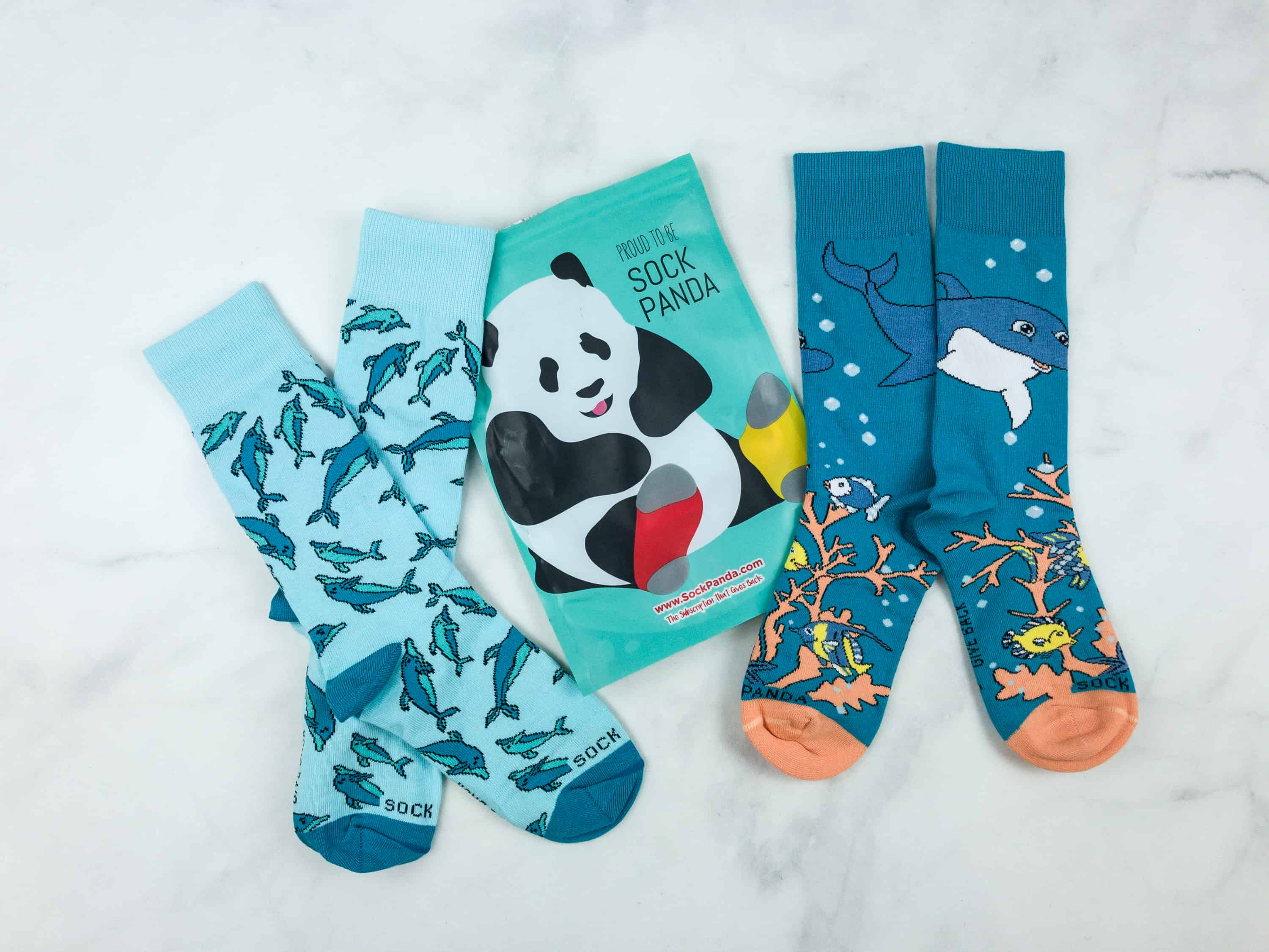 Sock Panda Tweens July 2018 Subscription Review + Coupon
